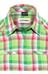 Schöffel Los Angeles UV overhemd en blouse korte mouwen Dames groen